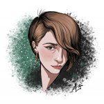 Autoritratto di Graziella Azzolina